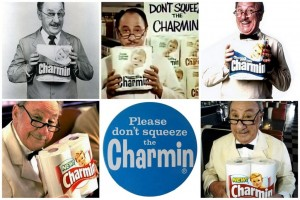 Mr Whipple: Please don't squeeze the Charmin! 20 years of TV commercial toilet paper drama