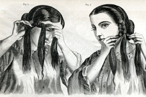 Why long hair was a burden to Civil War-era women (1862)