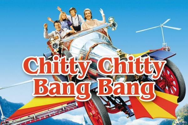 Original Chitty Chitty Bang Bang movie (1968)