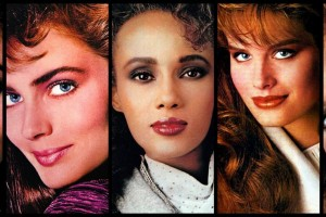Pantene shampoo ads from the '80s: Don't hate me because I'm beautiful