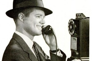Vintage payphones: When phone booths, walk-up & drive-up public telephones were everywhere