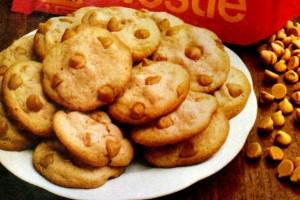 Peanut butter burst cookie recipe (1983)