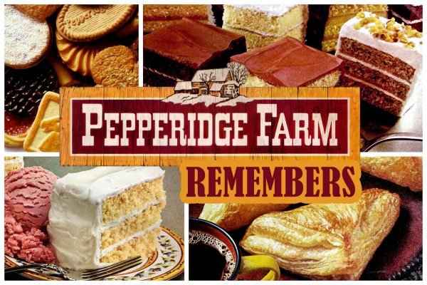 Pepperidge Farm remembers: See 50 of their classic cakes, cookies, breads, turnovers & other treats from years ago