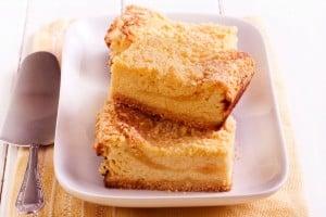Pumpkin cheesecake bars: A classic fall dessert recipe from the '80s