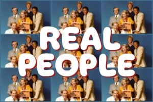 'Real People' TV show helped kick off the reality television trend (1979-1984)