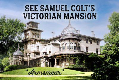 Samuel Colt mansion - Armsmear