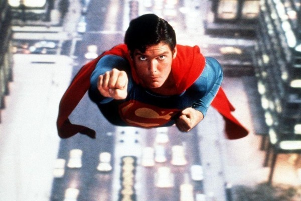 Superman, starring Christopher Reeve, turned a superhero into a movie star (1978)