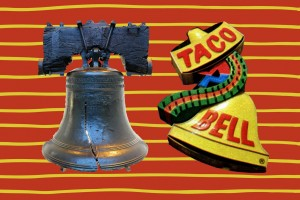 The Taco Liberty Bell? Taco Bell 'bought' the Liberty Bell on April Fools' Day 1996