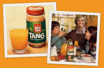 Tang, the retro orange drink mix that astronauts & Florence Henderson liked