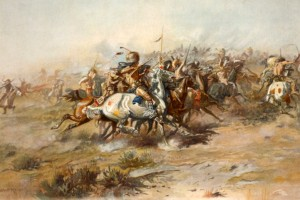 The Battle of Little Bighorn: Original newspaper stories & more details from the disastrous conflict in 1876