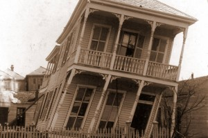 The Galveston Hurricane of 1900: See how the Texas city was destroyed by the killer storm and flood