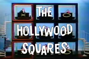 The original Hollywood Squares game show & intro