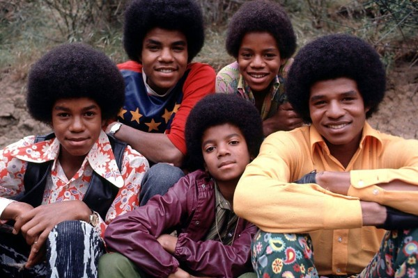 New on the scene: The Jackson Five (1970)