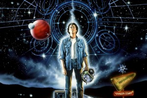 The Last Starfighter: The movie where video game chops got a teen recruited to fight a space battle (1984)