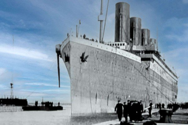 When the Titanic sank: See a vintage newsreel with authentic footage (1912)