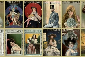 Classic celebrities: See 75 stars of the stage shine on Theater Magazine (1901-1922)