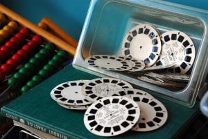 Vintage View-Master reels & viewers: See dozens of the classic toys that made color pictures come to life