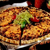 This tostado pizza recipe will delight Mexican & Italian food fans (1975)