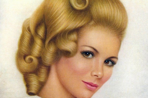 The history of the famous Breck Girl shampoo ads, plus 25 iconic vintage images