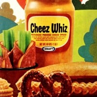 Check out these retro Cheez Whiz recipes from their Idea Book (1974)