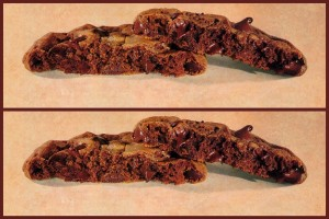 Chewy brownie cookies recipe from 1995