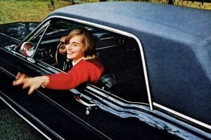 Selling the '66 Ford Mustang to women – Six & the single girl, supermarket set & more