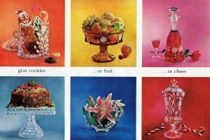 Vintage Fostoria glass: 100+ old patterns, colors & styles of the classic American glassware