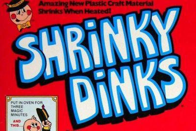 Vintage Shrinky Dinks