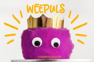 Weepuls: The fuzzy puff ball creatures that got kids in the '80s excited to sell magazines