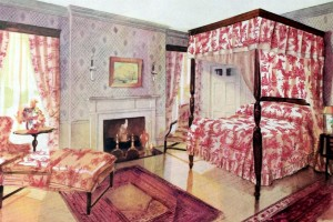 12 examples of classic bedroom decor from the early 1900s