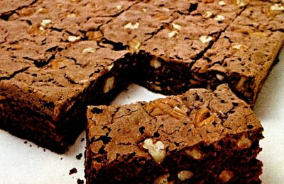 Jell-O pudding brownies: Two vintage recipes from the '60s