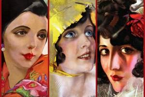 120+ gorgeous, glamorous actresses of the 1920s