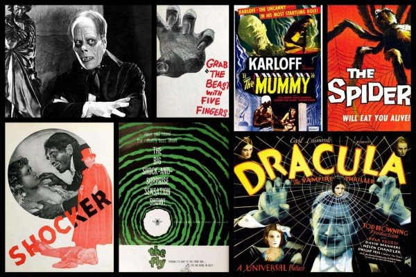 Vintage horror movies: Scary flicks from the silent age to the '60s