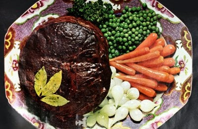 Make a basic beef pot roast, vintage James Beard style (1964)