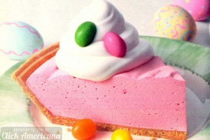 Cool 'n easy Easter pie: A festive pink no-bake dessert for spring
