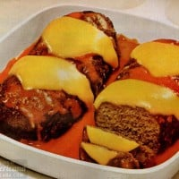Stove top meatloaf recipes from the sixties