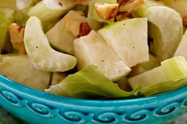 Find out the original Waldorf Salad recipe, plus get a dozen vintage variations on this classic