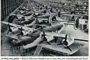 WWII military aircraft news & trivia (1943)