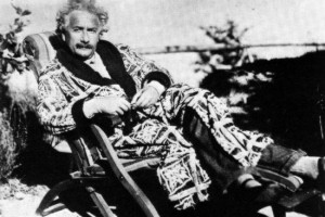 Was Albert Einstein a space alien? (2005)