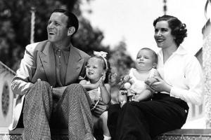 George Burns: Life with Gracie Allen (1936)