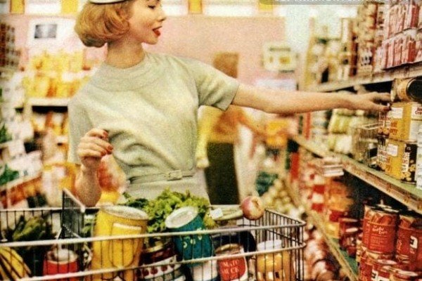 Inside vintage grocery stores & old-fashioned supermarkets of yesteryear