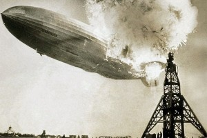 Oh, the humanity: The Hindenburg disaster (1937)