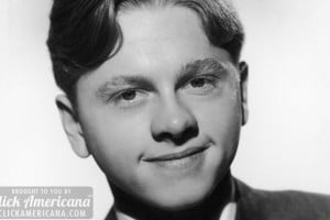 Mickey Rooney: His life story at age 18 (1939)