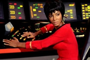 Star Trek's Nichelle Nichols talks space, race, singing & more in these vintage interviews