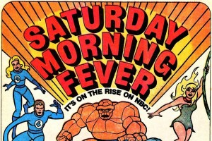 How many of these vintage Saturday morning cartoons & TV shows can you remember?
