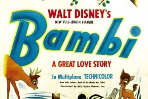 Why Walt Disney's classic movie 'Bambi' took 5 years to make (1942)