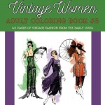 Vintage Women Coloring Book #3: Fashion from the Early 1920s