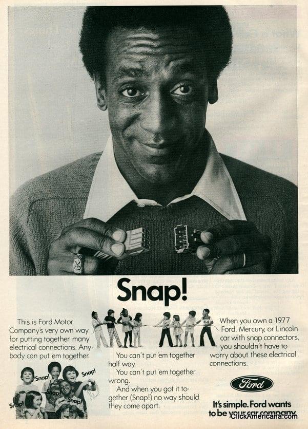 Bill Cosby 1950