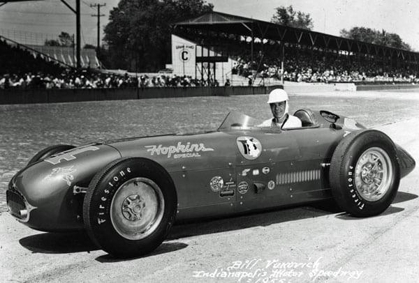 Indianapolis 500 & Bill Vukovich (1955)