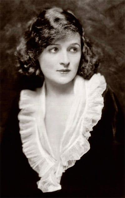 Billie Burke on personal cleanliness (1912)